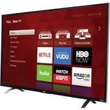 """TCL P 43FP110 43"""" 1080p LED-LCD TV - 16:9 - Silver, Black"""