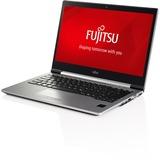 """Fujitsu LIFEBOOK U745 14"""" 16:9 Ultrabook - 1600 x 900 - Intel Core i5 (5th Gen) i5-5200U Dual-core (2 Core) 2.20 GHz - 8 GB DDR3L SDRAM - 128 GB SSD - Windows 10 Pro 64-bit"""