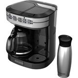 Black & Decker Cafe Select Dual Brew Coffeemaker with Travel Mug