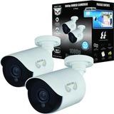 1080P HD Analog Bullet Cam 2Pk