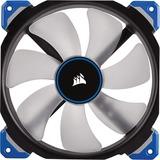 Corsair ML140 Pro LED, Blue, 140mm Premium Magnetic Levitation Cooling Fan
