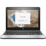 "HP Chromebook 11 G5 11.6"" Chromebook - Intel Celeron N3050 Dual-core (2 Core) 1.60 GHz - 2 GB DDR3L SDRAM - 16 GB Flash Memory Capacity - Chrome OS (English) - 1366 x 768"
