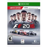 Square Enix F1 2016 Limited Edition