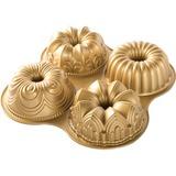 Nordic Ware Bundt Quartet Pan