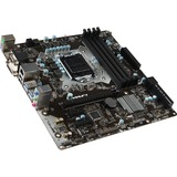 MSI B150M PRO-VDH Desktop Motherboard - Intel B150 Chipset - Socket H4 LGA-1151
