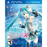 Sega Hatsune Miku: Project DIVA X
