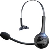 Naztech N760 BT Over the Head Multi Point Headset Black