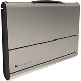 """Bakker Elkhuizen TabletRiser Carrying Case (Flip) for 10.5"""" Tablet, Keyboard"""