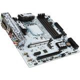 MSI B150M MORTAR ARCTIC Desktop Motherboard - Intel B150 Chipset - Socket H4 LGA-1151