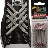 U-Lace Classic No-Tie Customized Sneaker Shoe Laces Mix & Match
