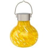 Allsop Home & Garden Solar Tea Lantern - Saffron