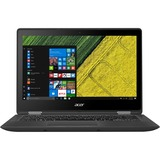 "Acer Spin SP513-51-55ZR 13.3"" Touchscreen LCD Notebook - Intel Core i5 i5-6200U Dual-core (2 Core) 2.30 GHz - 8 GB DDR4 SDRAM - 256 GB SSD - Windows 10 Home 64-bit - 1920 x 10 ...(more)"
