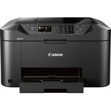 Canon MAXIFY MB2120 Inkjet Multifunction Printer - Color - Plain Paper Print - Desktop