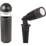 Coleman Cable LV LED Metal Spots and Bollard Kit
