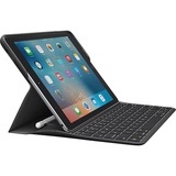 "Logitech CREATE Keyboard/Cover Case (Folio) for 9.7"" iPad Pro - Black"
