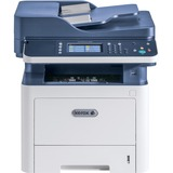 Xerox WorkCentre 3335/DNI Laser Multifunction Printer - Monochrome - Plain Paper Print - Desktop