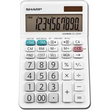 Sharp Calculators Desktop Calculator w/Tilt Display
