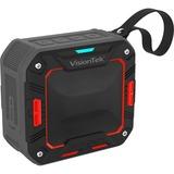 Visiontek BTi65 Speaker System - Portable - Battery Rechargeable - Wireless Speaker(s)