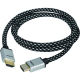 SIIG Woven Braided High Speed HDMI Cable 2m