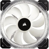 Corsair HD120 RGB LED High Performance 120mm PWM Fan with Controller