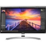 """LG 27MU88-W 27"""" LED LCD Monitor - 16:9 - 5 ms"""