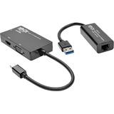Tripp Lite Microsoft Surface Accessory Kit w/ DVI, VGA, 4K HDMI, Ethernet
