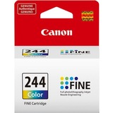 Canon CL-244 Original Ink Cartridge - Color - Inkjet