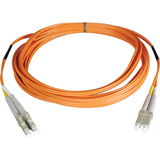 Tripp Lite 25M Duplex Multimode 50/125 Fiber Optic Patch Cable LC/LC 82' 82ft 25 Meter