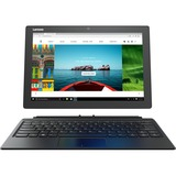 "Lenovo IdeaPad Miix 510-12ISK 80U1006DUS 12.2"" Touchscreen 2 in 1 Notebook - Intel Core i7 (6th Gen) i7-6500U Dual-core (2 Core) 2.50 GHz - 8 GB DDR4 SDRAM - 256 GB SSD - Wind ...(more)"