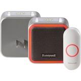 Honeywell 5 Series Plug-In Wireless Doorbell with Halo Light & Push Button - RDWL515P