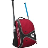 Easton Baseball Sport Utility 2.0 E210BP Carrying Case (Backpack) for Baseball Bat - Red, Black