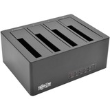 "Tripp Lite 4-Bay Docking Station USB 3.0/eSATA to SATA 2.5-3.5"" Hard Drives"