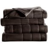 Sunbeam Quilted Fleece Heated Blanket