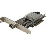 StarTech.com 10G Network Card ? 1x 10G Open SFP+ Multimode LC Fiber Connector ? Intel 82599 Chip ? Gigabit Ethernet Card