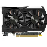 Zotac GeForce GTX 1050 Ti Graphic Card - 1.39 GHz Core - 1.51 GHz Boost Clock - 4 GB GDDR5 - PCI Express 3.0 - Dual Slot Space Required
