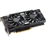 EVGA GeForce GTX 1050 Ti Graphic Card - 1.37 GHz Core - 1.48 GHz Boost Clock - 4 GB GDDR5 - PCI Express 3.0 x16 - Dual Slot Space Required