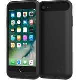 MFI BATT CASE-GLOSSY BLK IPH7 EXT BAT CASE APPLE MFI CERT PROTECT