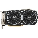MSI RX 470 ARMOR 8G OC Radeon RX 470 Graphic Card - 1.23 GHz Core - 8 GB GDDR5 - PCI Express 3.0 x16