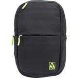 M-Edge Tech Backpack W/6000 mAh Battery, Black (BPK-T6-N-BL)