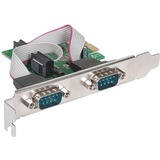 Manhattan Serial PCI Express Card