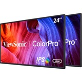 "Viewsonic VP2468_H2 24"" Full HD LED LCD Monitor"