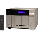 QNAP Turbo vNAS TVS-673 SAN/NAS Server