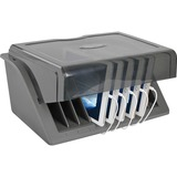 Tripp Lite 10-Device AC Desktop Charging Station with Surge Protection