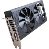 Sapphire Nitro Radeon RX 470 Graphic Card - 1.14 GHz Core - 1.24 GHz Boost Clock - 8 GB HBM - PCI Express 3.0 - Dual Slot Space Required