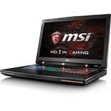 "MSI GT72VR Dominator Pro-448 17.3"" LCD Notebook - Intel Core i7 (7th Gen) Quad-core (4 Core) 2.80 GHz - 16 GB DDR4 SDRAM - 1 TB HDD - 256 GB SSD - Windows 10 (Multi Language) ...(more)"