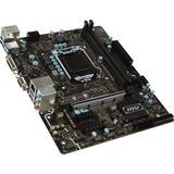 MSI B250M PRO-VD Desktop Motherboard - Intel B250 Chipset - Socket H4 LGA-1151