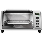 Black & Decker 4-Slice Digital Toaster Oven