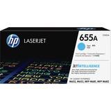 HP 655A | CF451A | Toner Cartridge | Cyan