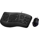 Adesso TruForm 150CB Desktop Ergonomic Keyboard & Mouse Combo