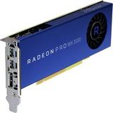 AMD Radeon Pro WX 3100 Graphic Card